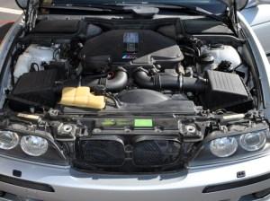 47kMile 2002 BMW M5 | Bring a Trailer