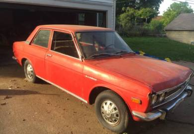 Datsun 510 For Sale Years Makemodelsearch