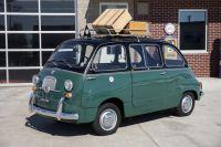 Original Taxi Equipment: 1960 Fiat 600 Multipla   Bring a ...