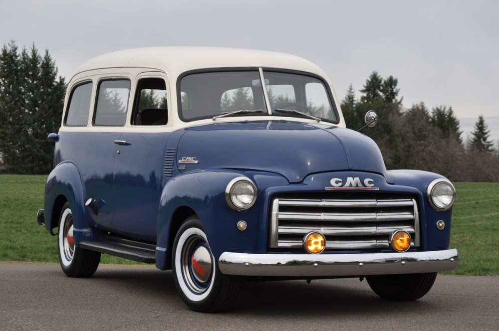 medium resolution of 1950 gmc carryall suburban 100 for sale on bat auctions sold for 26 000 on march 9 2016 lot 1 050 bring a trailer
