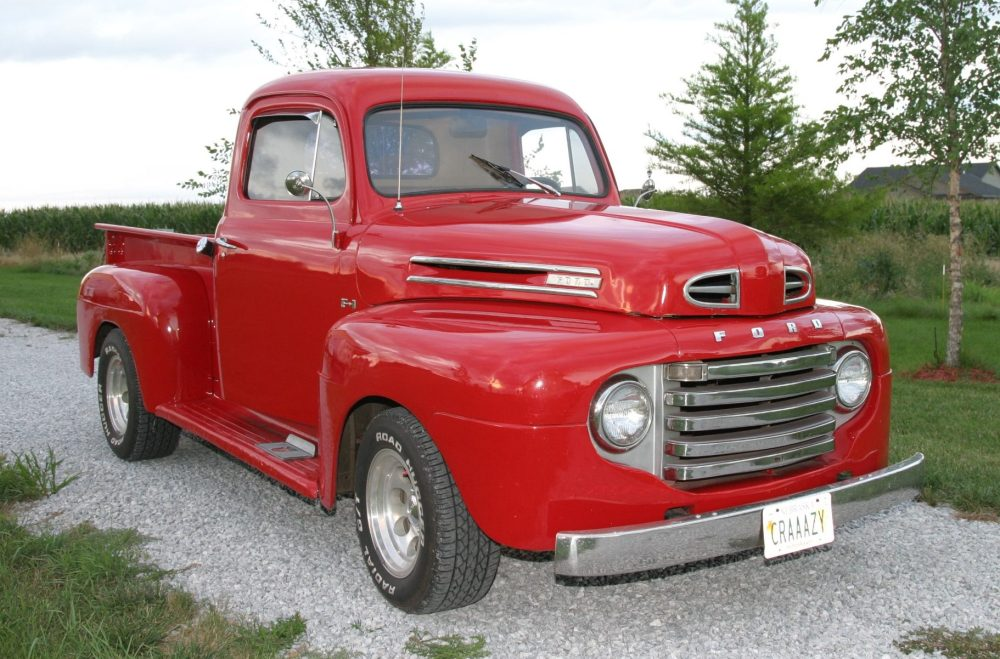 medium resolution of 1949 ford f1 pickup for sale on bat auctions sold for 10 200 on august 22 2016 lot 1 947 bring a trailer
