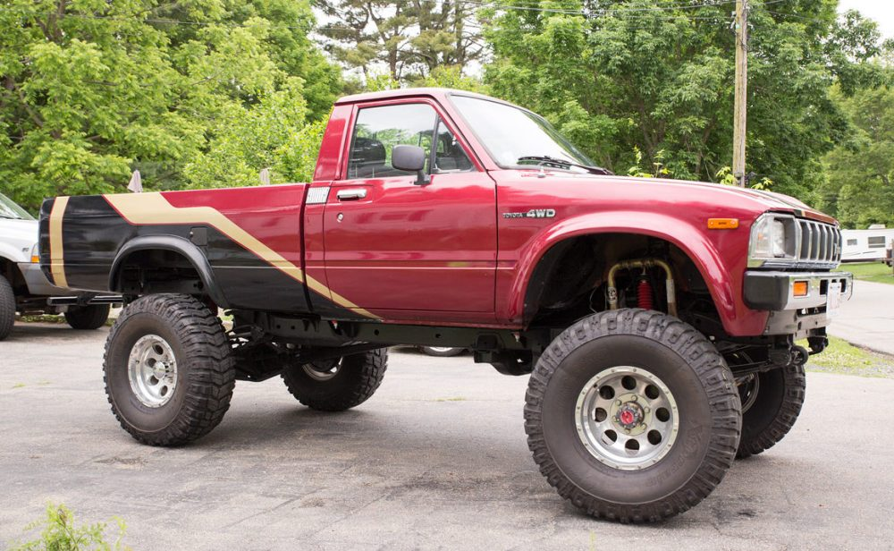medium resolution of no reserve 1983 toyota pickup sr5 4x4 for sale on bat auctions sold for 5 400 on august 17 2016 lot 1 913 bring a trailer