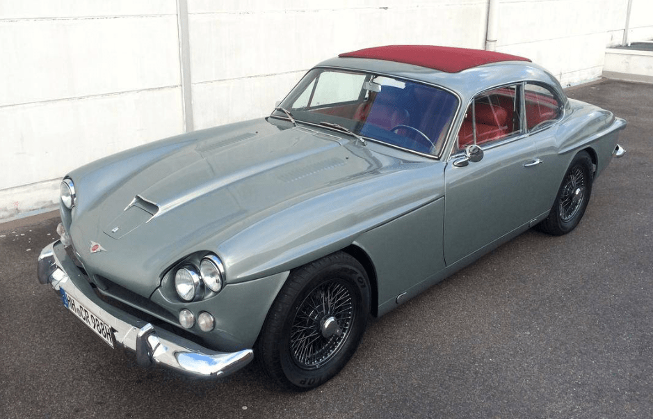 One of 10 in LHD: Restored 1966 Jensen C-V8 MkII   Bring a ...
