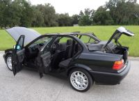 Rare Four-Door Cabrio: 1993 BMW 318i Baur in the US ...