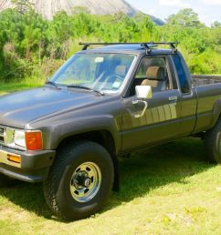 1985 toyota sr5 4x4 xtra cab pickup for sale on bat auctions sold for 4 750 on september 15 2016 lot 2 126 bring a trailer [ 1273 x 832 Pixel ]