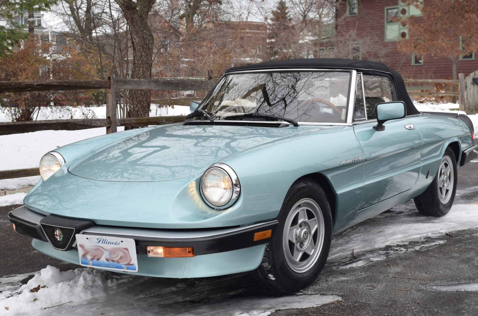 hight resolution of 1984 alfa romeo spider veloce for sale on bat auctions closed on january 20 2017 lot 3 043 bring a trailer