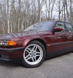 one owner 2000 bmw 740i sport for sale on bat auctions sold for 6 800 on january 25 2017 lot 3 079 bring a trailer [ 2048 x 1360 Pixel ]