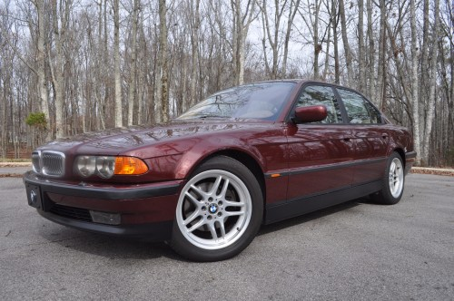 small resolution of one owner 2000 bmw 740i sport for sale on bat auctions sold for 6 800 on january 25 2017 lot 3 079 bring a trailer