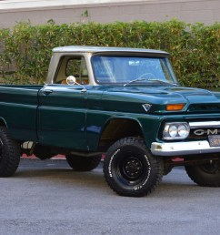 1964 gmc 1500 4x4 for sale on bat auctions sold for 14 000 on february 14 2017 lot 3 224 bring a trailer [ 1280 x 850 Pixel ]