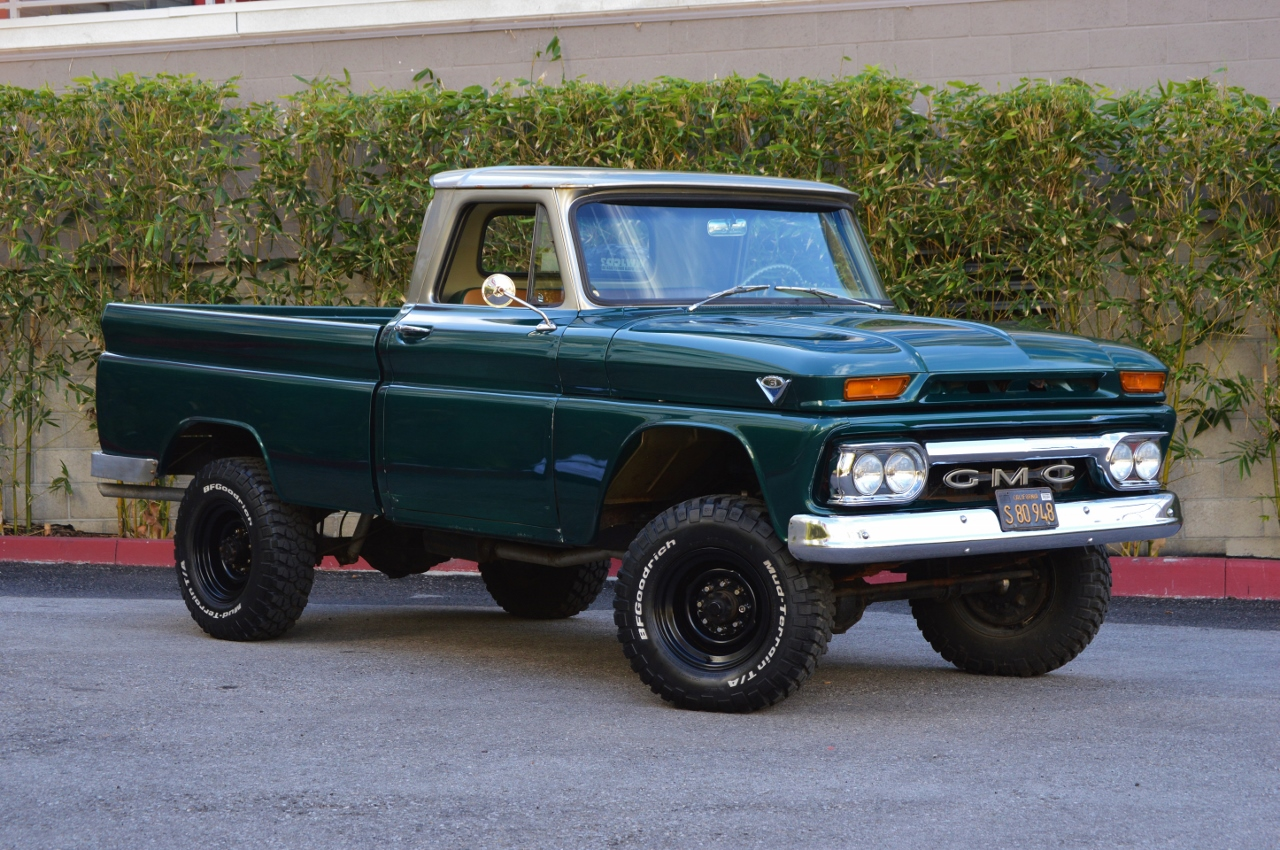 hight resolution of 1964 gmc 1500 4x4 for sale on bat auctions sold for 14 000 on february 14 2017 lot 3 224 bring a trailer
