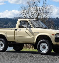 1983 toyota 4x4 pickup for sale on bat auctions sold for 13 500 on march 31 2017 lot 3 676 bring a trailer [ 1858 x 1228 Pixel ]