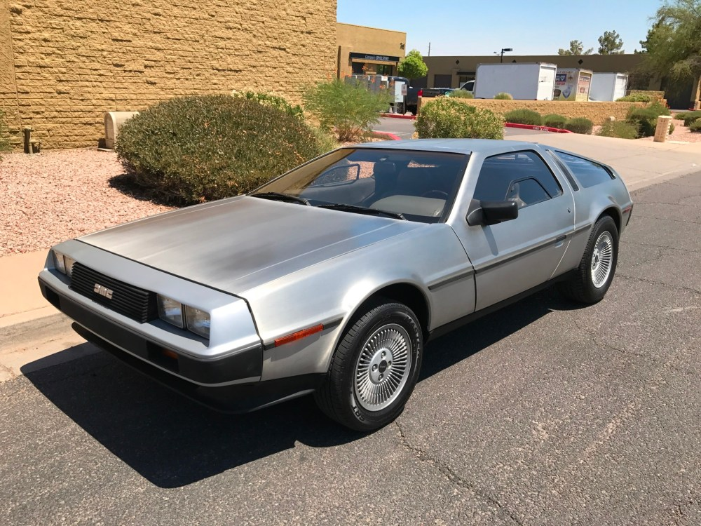 medium resolution of 1981 delorean dmc 12 5 speed for sale on bat auctions closed on july 12 2017 lot 4 948 bring a trailer