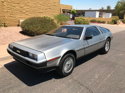 small resolution of 1981 delorean dmc 12 5 speed for sale on bat auctions closed on july 12 2017 lot 4 948 bring a trailer