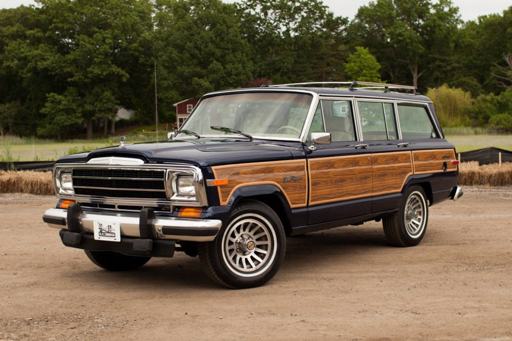medium resolution of restored 1991 jeep grand wagoneer for sale on bat auctions sold for 41 000 on july 7 2017 lot 4 910 bring a trailer