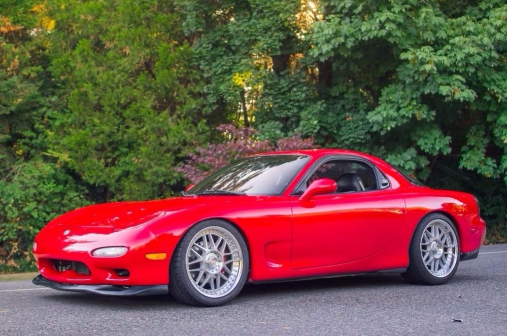 medium resolution of ls1 powered 1993 mazda rx 7 for sale on bat auctions sold for 29 750 on september 20 2017 lot 5 964 bring a trailer