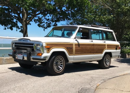small resolution of 1988 jeep grand wagoneer for sale on bat auctions closed on october 11 2017 lot 6 299 bring a trailer