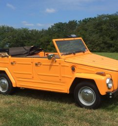 1973 volkswagen thing for sale on bat auctions sold for 11 750 on september 18 2017 lot 5 932 bring a trailer [ 1509 x 1020 Pixel ]