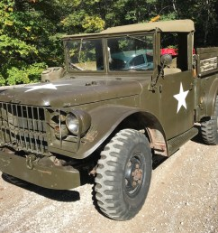 no reserve 1954 dodge m37 4x4 for sale on bat auctions sold for 99 dodge neon wiring harness m37 dodge truck wiring harness kits [ 1841 x 1386 Pixel ]