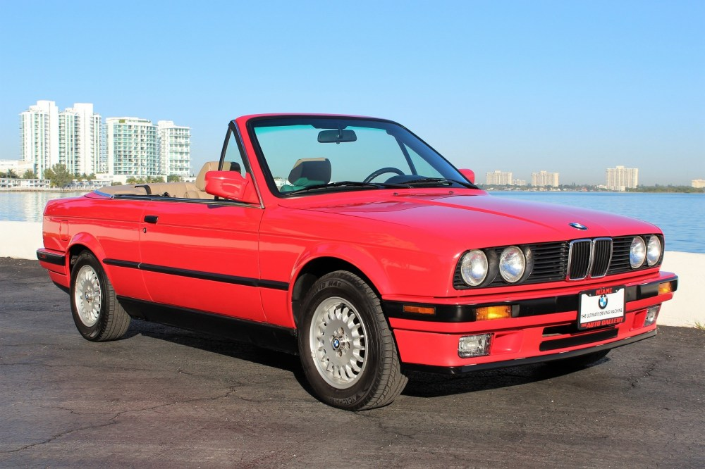 medium resolution of 1991 bmw 318i convertible 5 speed for sale on bat auctions closed on november 29 2017 lot 7 100 bring a trailer