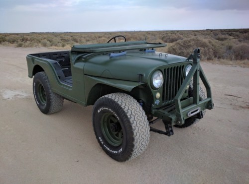 small resolution of no reserve 1953 willys m38a1 project for sale on bat auctions sold for 4 100 on february 22 2018 lot 8 272 bring a trailer