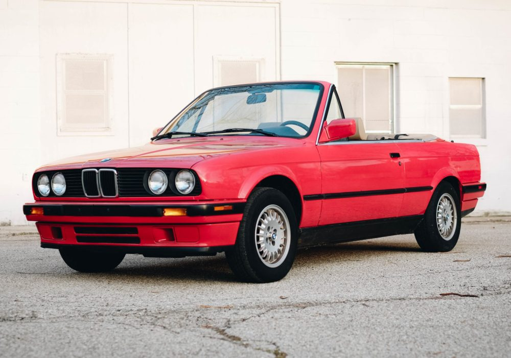 medium resolution of 1992 bmw 318i convertible 5 speed for sale on bat auctions sold for 8 400 on april 24 2018 lot 9 229 bring a trailer