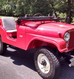restored 1959 jeep cj5 for sale on bat auctions sold for 12 000 on april 30 2018 lot 9 328 bring a trailer [ 1908 x 1116 Pixel ]