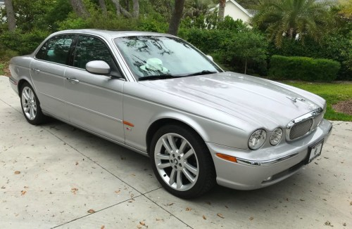 small resolution of 44k mile 2004 jaguar xjr for sale on bat auctions sold for 14 250 on april 30 2018 lot 9 339 bring a trailer