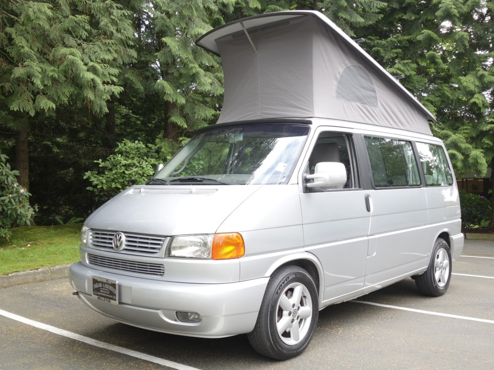 medium resolution of 2003 volkswagen eurovan mv weekender for sale on bat auctions sold for 20 500 on may 31 2018 lot 9 984 bring a trailer