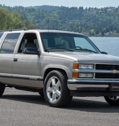 ls9 powered 1998 chevrolet tahoe for sale on bat auctions closed on june 13 2018 lot 10 240 bring a trailer [ 1612 x 1105 Pixel ]