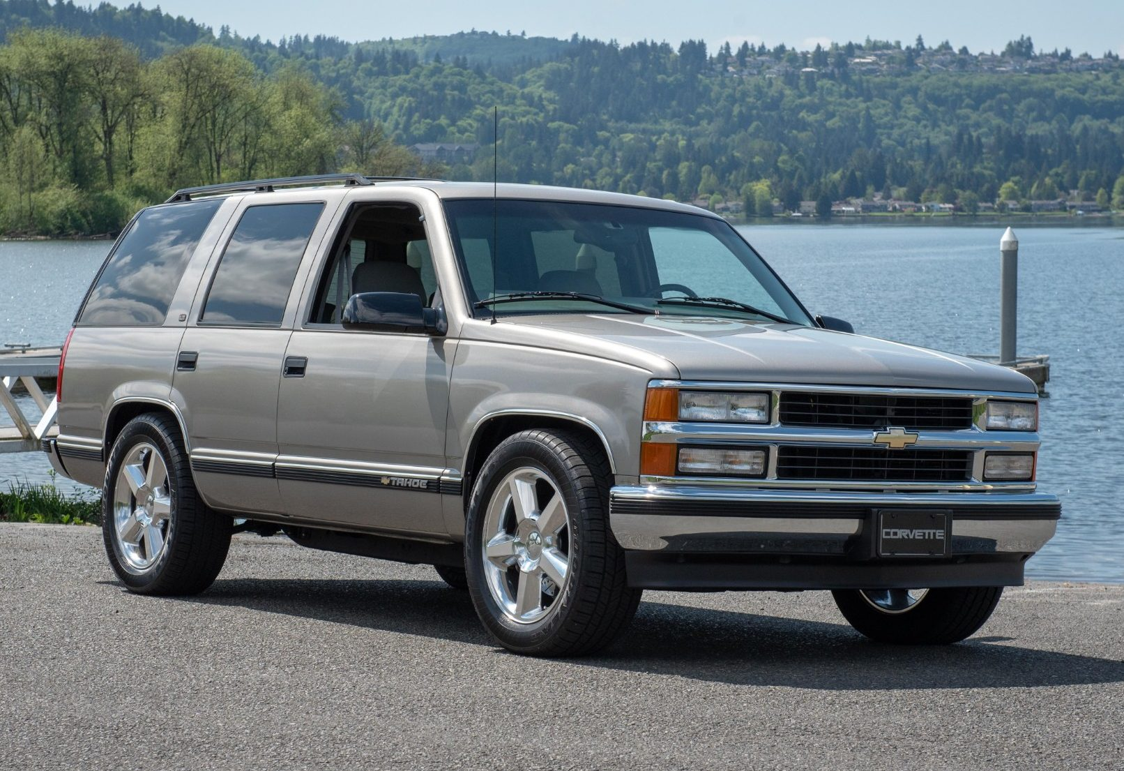 hight resolution of ls9 powered 1998 chevrolet tahoe for sale on bat auctions closed on june 13 2018 lot 10 240 bring a trailer