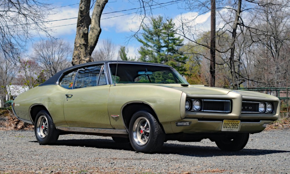 medium resolution of 1968 pontiac gto for sale on bat auctions sold for 18 400 on june 13 2018 lot 10 238 bring a trailer
