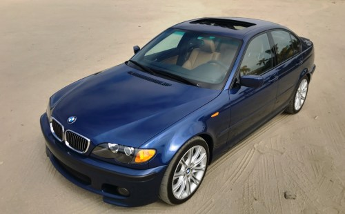 small resolution of 33k mile 2003 bmw 330i zhp 6 speed for sale on bat auctions sold for 26 000 on june 22 2018 lot 10 448 bring a trailer