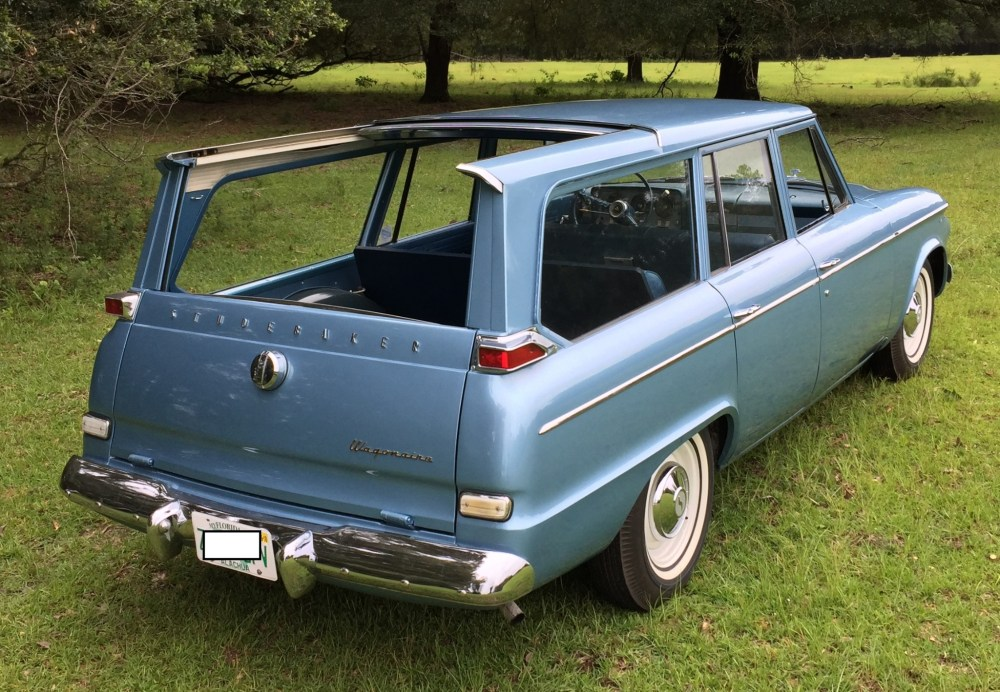 medium resolution of 1963 studebaker wagonaire for sale on bat auctions sold for 15 765 on august 9 2018 lot 11 507 bring a trailer