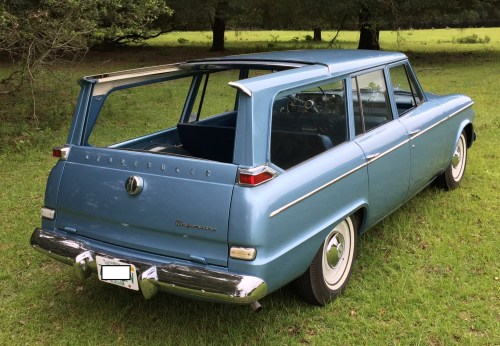 small resolution of 1963 studebaker wagonaire for sale on bat auctions sold for 15 765 on august 9 2018 lot 11 507 bring a trailer
