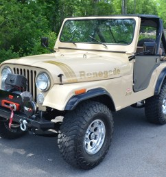 1981 jeep cj5 for sale on bat auctions sold for 21 750 on july 30 2018 lot 11 234 bring a trailer [ 2048 x 1356 Pixel ]