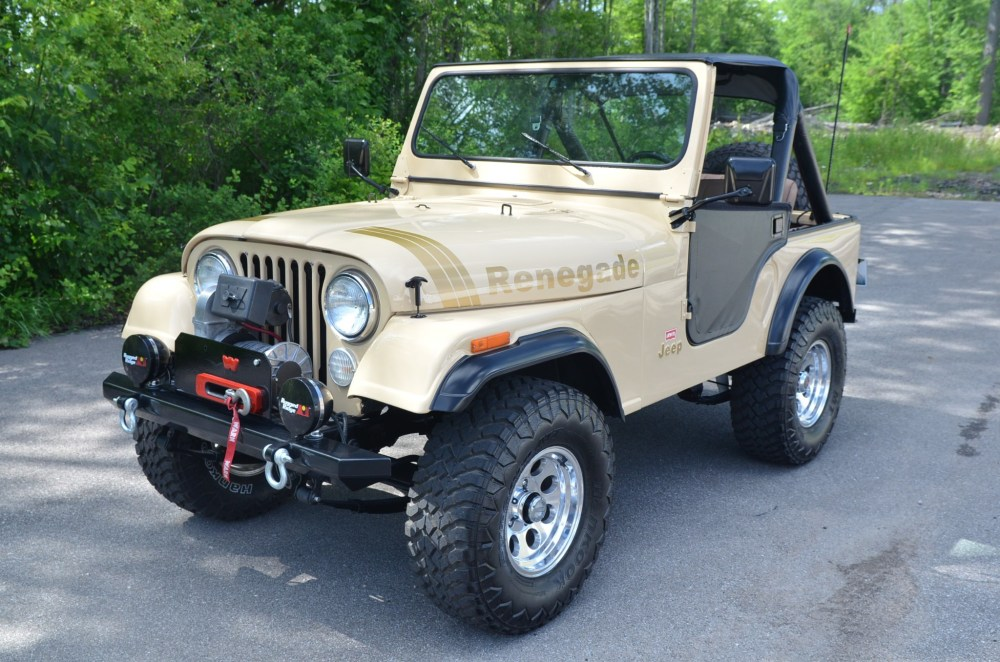 medium resolution of 1981 jeep cj5 for sale on bat auctions sold for 21 750 on july 30 2018 lot 11 234 bring a trailer