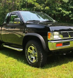 10k mile 1997 nissan hardbody king cab 4x4 for sale on bat auctions sold for 24 000 on august 1 2018 lot 11 312 bring a trailer [ 1635 x 1161 Pixel ]