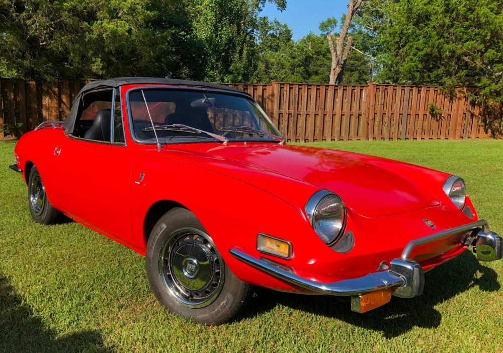 medium resolution of no reserve 1973 fiat 850 sport spider for sale on bat auctions sold for 5 050 on august 10 2018 lot 11 548 bring a trailer