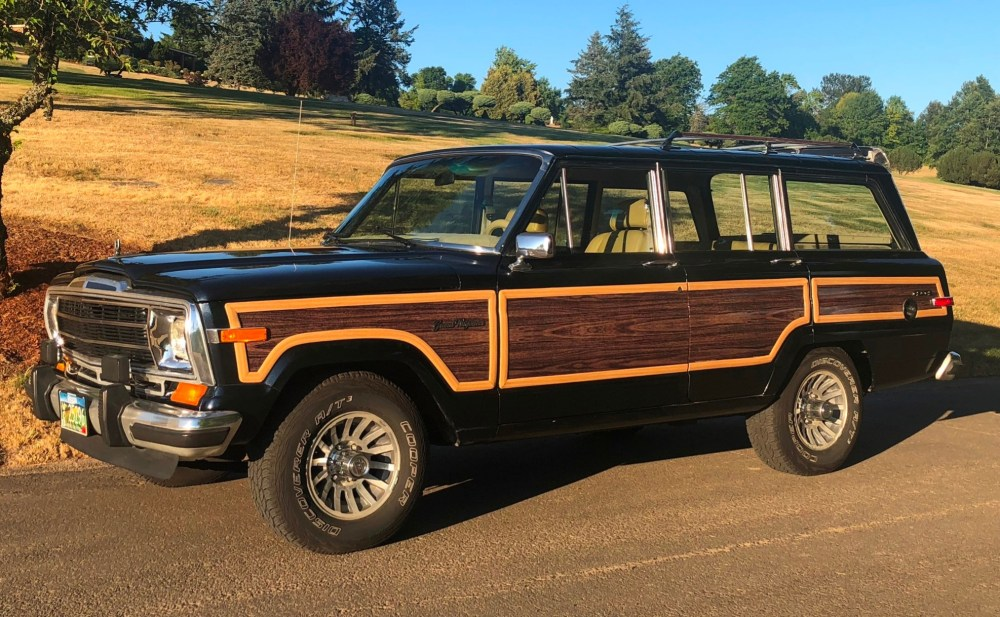 medium resolution of 1990 jeep grand wagoneer for sale on bat auctions sold for 20 000 on august 20 2018 lot 11 739 bring a trailer