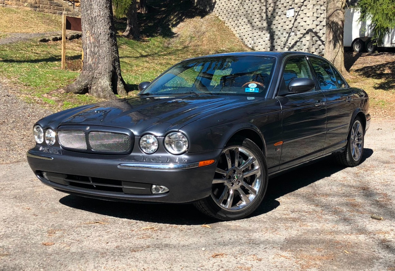 hight resolution of 33k mile 2004 jaguar xjr for sale on bat auctions sold for 15 900 on august 20 2018 lot 11 755 bring a trailer