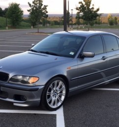 2004 bmw 330i zhp 6 speed for sale on bat auctions sold for 7 700 on august 24 2018 lot 11 858 bring a trailer [ 1783 x 1275 Pixel ]