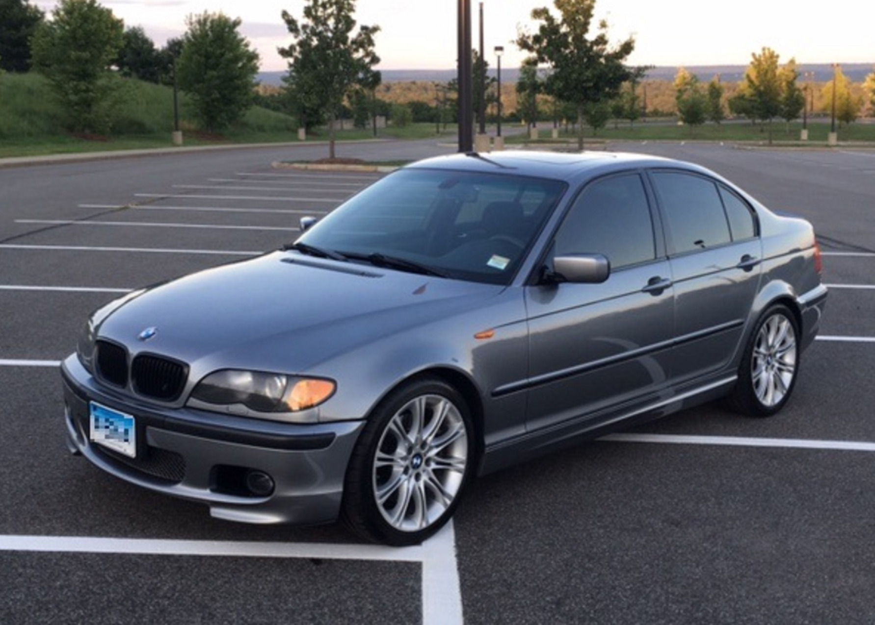 hight resolution of 2004 bmw 330i zhp 6 speed for sale on bat auctions sold for 7 700 on august 24 2018 lot 11 858 bring a trailer
