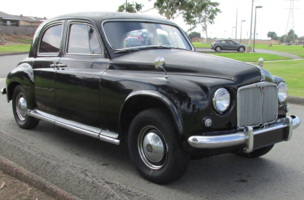 medium resolution of 1953 rover 75 for sale on bat auctions closed on october 16 2018 lot 13 223 bring a trailer