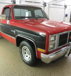 1985 gmc sierra classic diesel for sale on bat auctions closed on september 6 2018 lot 12 166 bring a trailer [ 2048 x 1536 Pixel ]