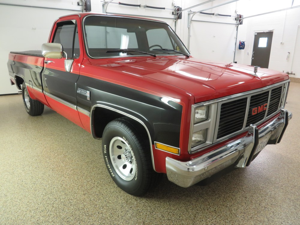 medium resolution of 1985 gmc sierra classic diesel for sale on bat auctions closed on september 6 2018 lot 12 166 bring a trailer