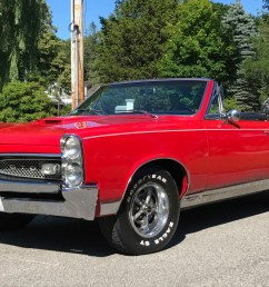 1967 pontiac gto convertible 4 speed for sale on bat auctions sold for 28 250 on october 15 2018 lot 13 186 bring a trailer [ 2016 x 1277 Pixel ]