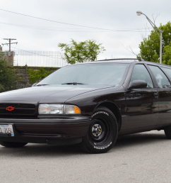 modified 1996 chevrolet caprice wagon 6 speed for sale on bat auctions sold for 13 000 on october 23 2018 lot 13 427 bring a trailer [ 1722 x 1162 Pixel ]