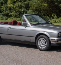 1987 bmw 325i convertible 5 speed for sale on bat auctions sold for 10 600 on october 19 2018 lot 13 363 bring a trailer [ 1165 x 733 Pixel ]