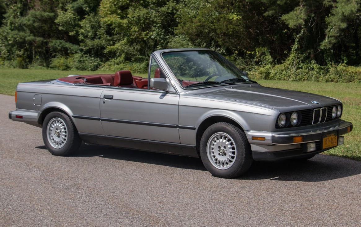 hight resolution of 1987 bmw 325i convertible 5 speed for sale on bat auctions sold for 10 600 on october 19 2018 lot 13 363 bring a trailer