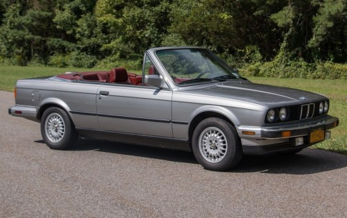 small resolution of 1987 bmw 325i convertible 5 speed for sale on bat auctions sold for 10 600 on october 19 2018 lot 13 363 bring a trailer